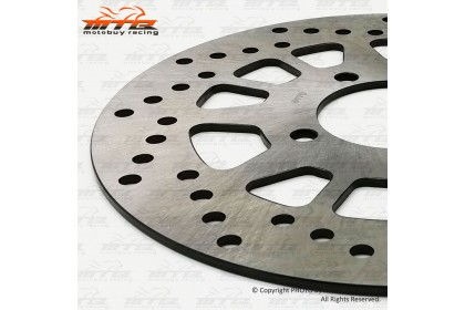 YAMAHA Y110 / SS / SS II HEAVY DUTY FRONT DISC PLATE (3.5MM)