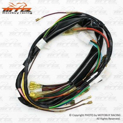 MTB HIGH QUALITY WIRING SET FOR YAMAHA RXS OLD
