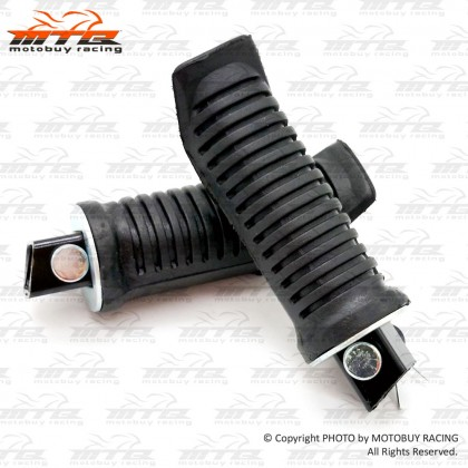 COMBO SET! FRONT AND REAR FOOTREST STEP FOR SUZUKI TXR150