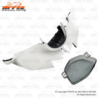 COMBO SET! MTB HEAD UPPER COVER & METER COVER FOR YAMAHA LC135 V1 4 SPEED