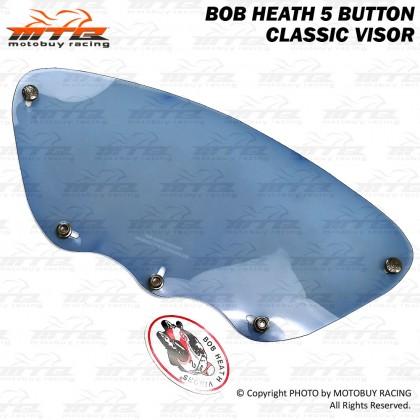 BOB HEATH CLASSIC 5 BUTTON VISOR