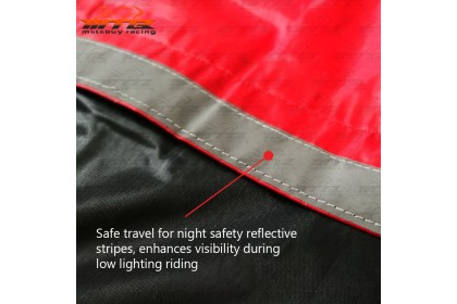 MOTORCYCLE HIGH QUALITY RAINCOAT (S~3XL)