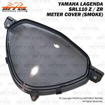 YAMAHA LAGENDA SRL110Z / ZR METER COVER (SMOKE / CLEAR)